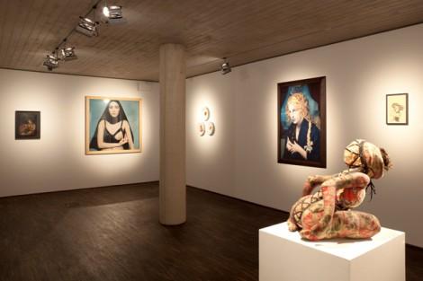 Installationsansicht, Alles Kannibalen, 2011 © me Collectors Room Berlin, Foto Jana Ebert_1