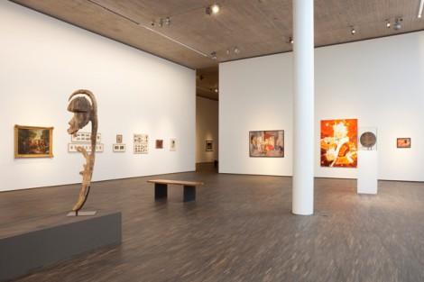 Installationsansicht, Alles Kannibalen, 2011 © me Collectors Room Berlin, Foto Jana Ebert_3