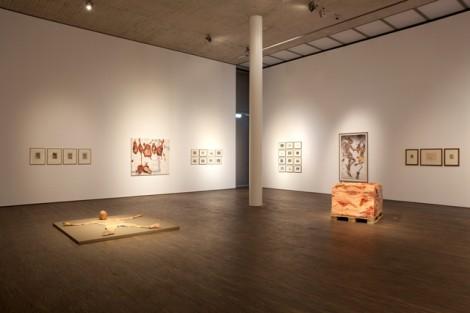 Installationsansicht, Alles Kannibalen, 2011 © me Collectors Room Berlin, Foto Jana Ebert_4