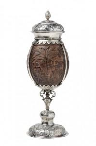 Humboldt-Pokal, Niederländisch, 1648-1653, Provenienz Alexander von Humboldt © Kunstkammer Georg Laue, München_2