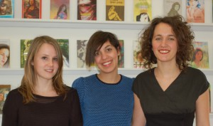 Kuratorinnen, Curators: Fanny Nina Borel, Myrto Katsimicha & Elisabetta Rabajoli
