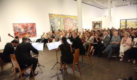 Kiezkonzert, me Collectors Room Berlin, Foto Uwe Arens