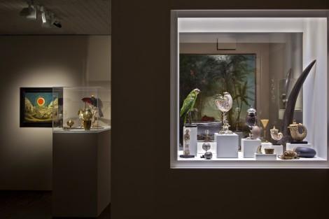 Blick in die Wunderkammer Olbricht © me Collectors Room Berlin, Photo Daisy Loewl