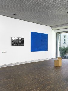 Falling Fictions, Installationsansicht, installation view © me Collectors Room Berlin, Photo Bernd Borchardt