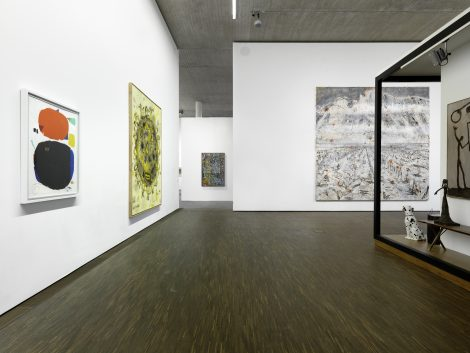 Moving Energies – 10 years me Collectors Room Berlin, Installationsansicht, installation view, 2020, Photo Bernd Borchardt